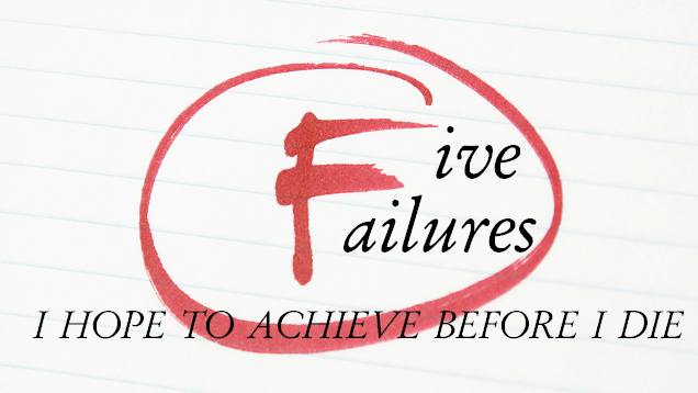 Five Failures Logo